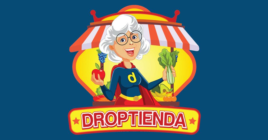 Droptienda-Logo